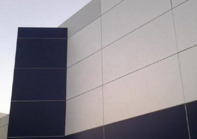 Fachadas ligeras de Alucobond
