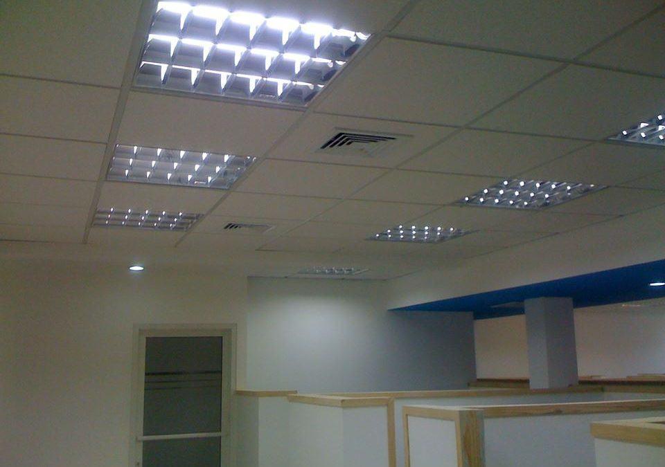 Instalacion y dise o de plafones en sheetrock espacio a - Plafones de techo ...